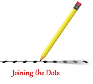pencil joining the dots