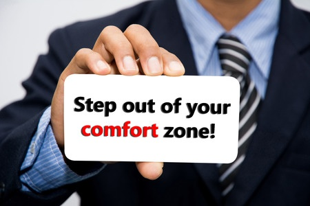Table Topics Out of Comfort Zone