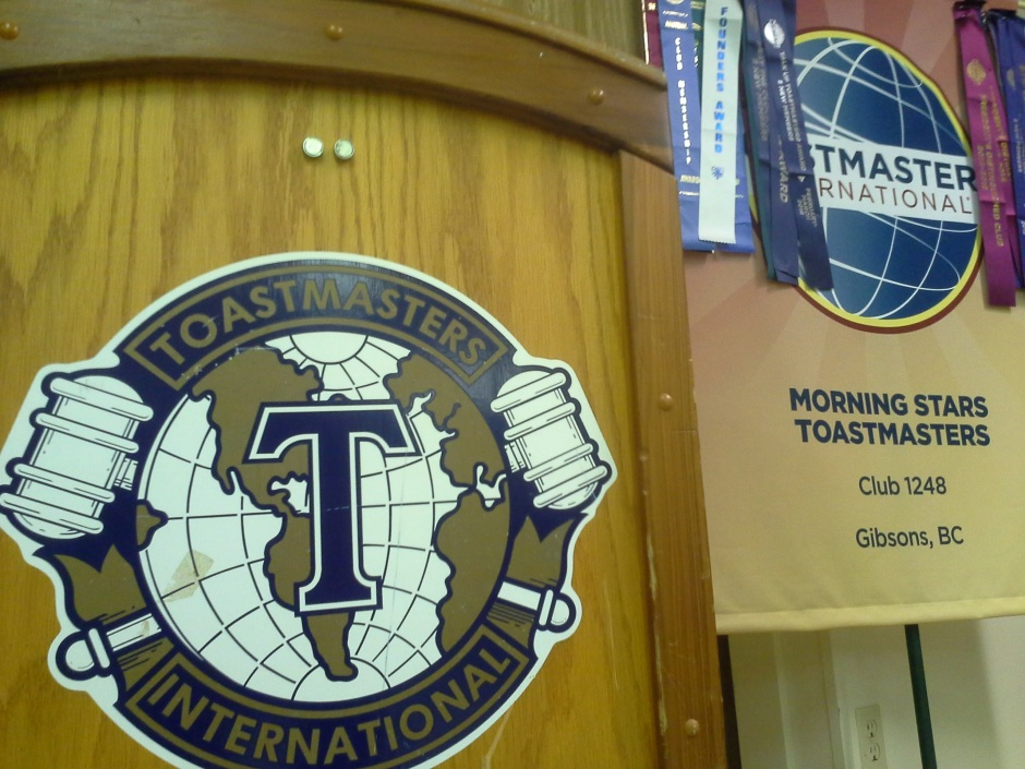 Morningstars Toastmasters Meetings on Coast