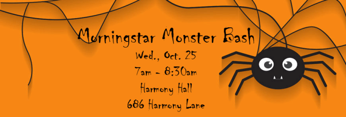 Oct 25 Monster Mash Halloween Morningstars Gibsons BC