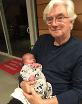Keeping Pace with the Times - Bragging About Granddaughter